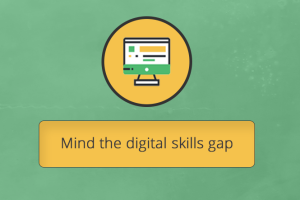 The Digital Skills Gap In The UK – Stats 2016